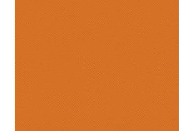 AS Création Uni-, Strukturtapete San Francisco, Strukturprofiltapete, orange 295729 10,05 m x 0,53 m