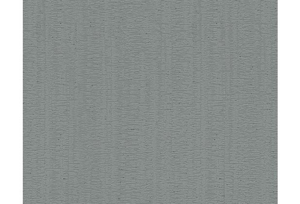 AS Création Uni-, Strukturtapete Smooth, Vliestapete, grau 302389 10,05 m x 0,53 m