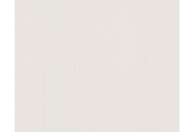 AS Création Uni-, Strukturtapete Spot 3 Vliestapete creme 305481 10,05 m x 0,53 m