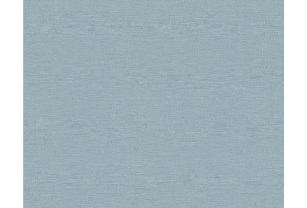 AS Création Unitapete Around the world Tapete blau 306887 10,05 m x 0,53 m