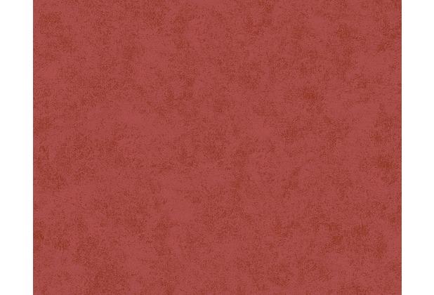 AS Création Unitapete Memory 3 Vliestapete rot 960030 10,05 m x 0,53 m
