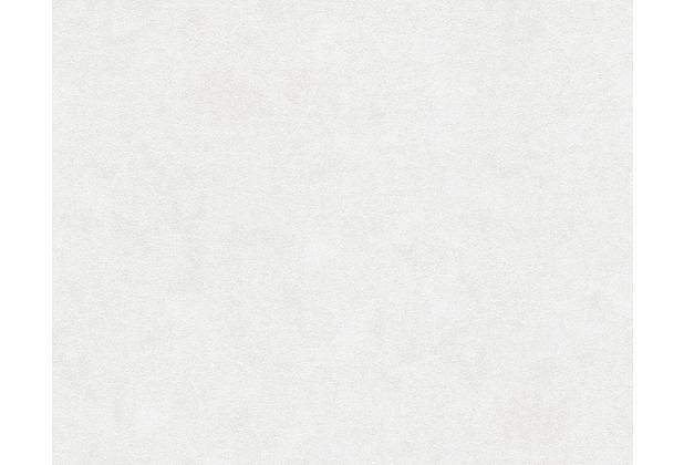 AS Création Vliestapete Pop Style Unitapete beige creme metallic 116055 10,05 m x 0,53 m