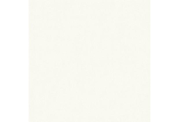 AS Création Unitapete Björn Vliestapete creme weiß 353139 10,05 m x 0,53 m