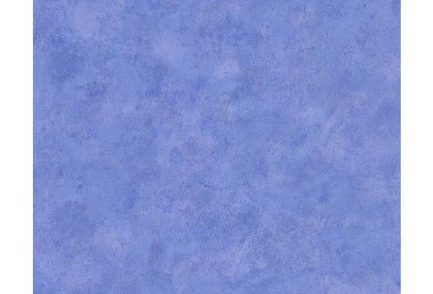 AS Création Unitapete Boys & Girls 5, Papiertapete, blau 758484 10,05 m x 0,53 m