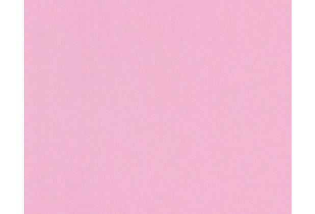 AS Création Unitapete Boys & Girls 5, Papiertapete, rosa 898111 10,05 m x 0,53 m