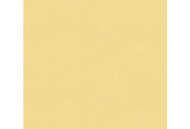 AS Création Unitapete Château 5 Vliestapete gelb metallic 345039 10,05 m x 0,53 m