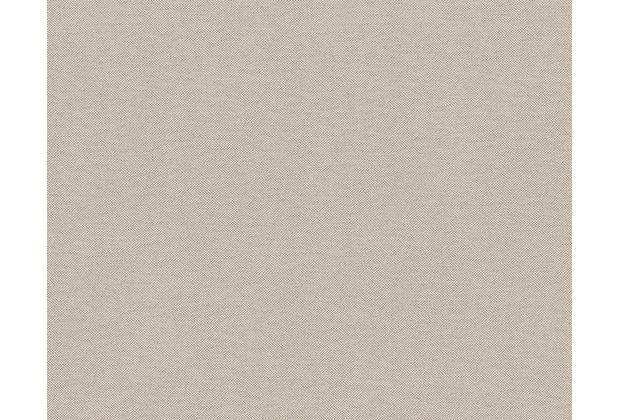AS Création Unitapete Elegance 3, Vliestapete, braun 304864 10,05 m x 0,53 m