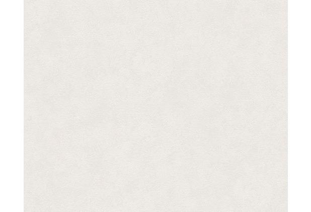 AS Création Unitapete Elegance 3, Vliestapete, creme 301753 10,05 m x 0,53 m