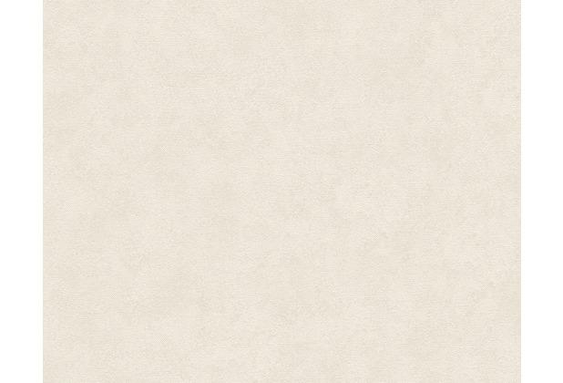 AS Création Unitapete Elegance 3, Vliestapete, creme 301756 10,05 m x 0,53 m