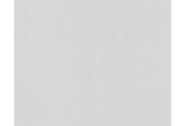 AS Création Unitapete Elegance 3, Vliestapete, grau 298294 10,05 m x 0,53 m