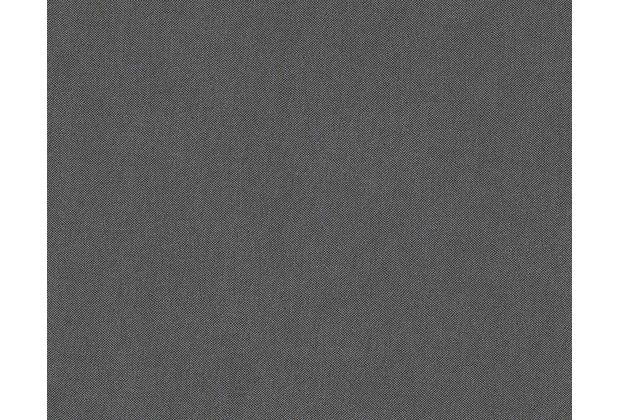 AS Création Unitapete Elegance 3, Vliestapete, schwarz 304871 10,05 m x 0,53 m