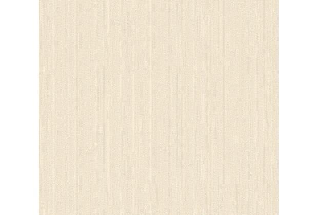 AS Création Unitapete Happy Spring Vliestapete beige 10,05 m x 0,53 m