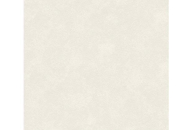 AS Création Unitapete Happy Spring Vliestapete creme 10,05 m x 0,53 m