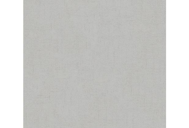 AS Création Unitapete Happy Spring Vliestapete grau 341465 10,05 m x 0,53 m