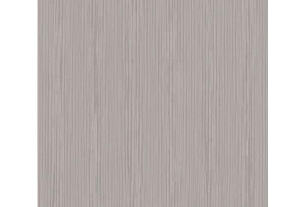 AS Création Unitapete Happy Spring Vliestapete grau 344575 10,05 m x 0,53 m