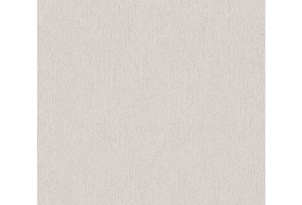 AS Création Unitapete Happy Spring Vliestapete grau 347683 10,05 m x 0,53 m