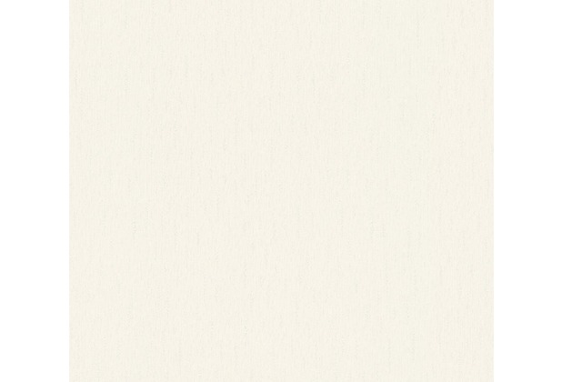 AS Création Unitapete Hermitage 10 metallic weiß 342761 10,05 m x 0,53 m