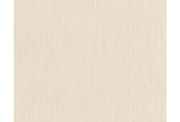 AS Création Unitapete Romantica 3 Tapete creme metallic 943494 10,05 m x 0,53 m