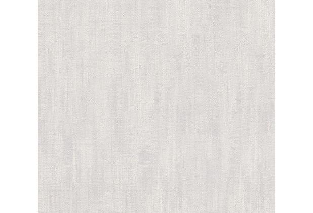 AS Création Unitapete in Vintage Optik Urban Life Tapete grau metallic 327113 10,05 m x 0,53 m