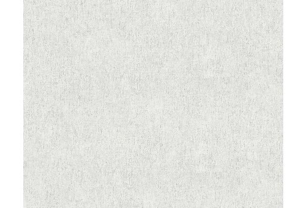 AS Création Unitapete in Vintageoptik Soraya Tapete grau 306875 10,05 m x 0,53 m