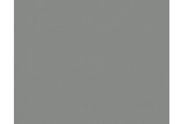 AS Création Unitapete Memory 3 Vliestapete grau 309143 10,05 m x 0,53 m