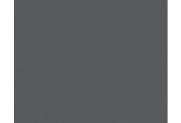 AS Création Unitapete Spot 3 Vliestapete grau schwarz 309549 10,05 m x 0,53 m
