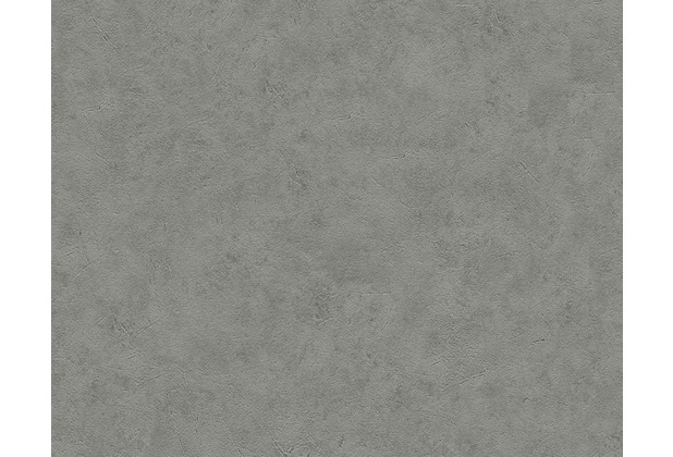 AS Création Unitapete MeisterVlies 5, Vliestapete, grün 301555 10,05 m x 0,53 m