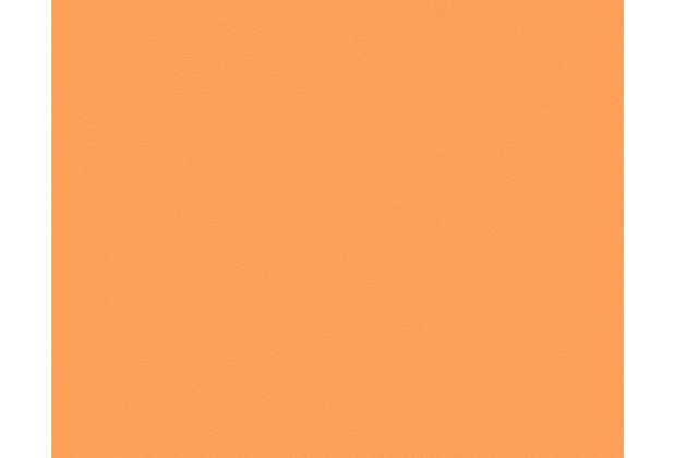 AS Création Unitapete MeisterVlies 5, Vliestapete, orange 309587 10,05 m x 0,53 m