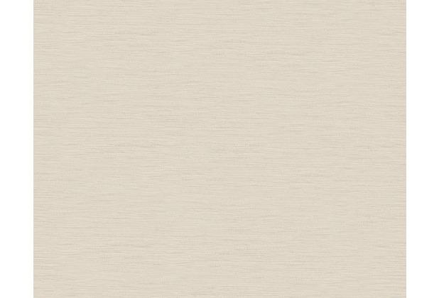 AS Création Unitapete New Classics, Tapete, beige, creme 956274 10,05 m x 0,53 m