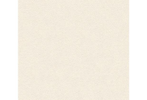 AS Création Unitapete New Look Vliestapete weiß 328236 10,05 m x 0,53 m