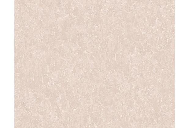 AS Création Unitapete Romantica 3 Tapete beige metallic 304235 10,05 m x 0,53 m