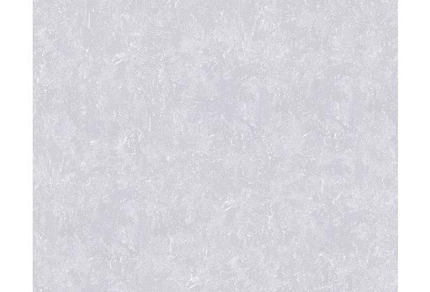 AS Création Unitapete Romantica 3 Tapete blau metallic 304234 10,05 m x 0,53 m