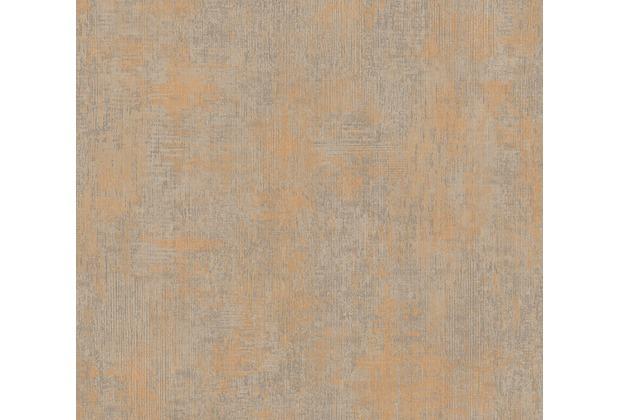 AS Création Unitapete Siena Tapete braun metallic 328815 10,05 m x 0,53 m