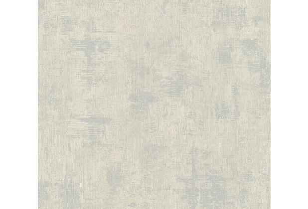 AS Création Unitapete Siena Tapete grau metallic 328813 10,05 m x 0,53 m
