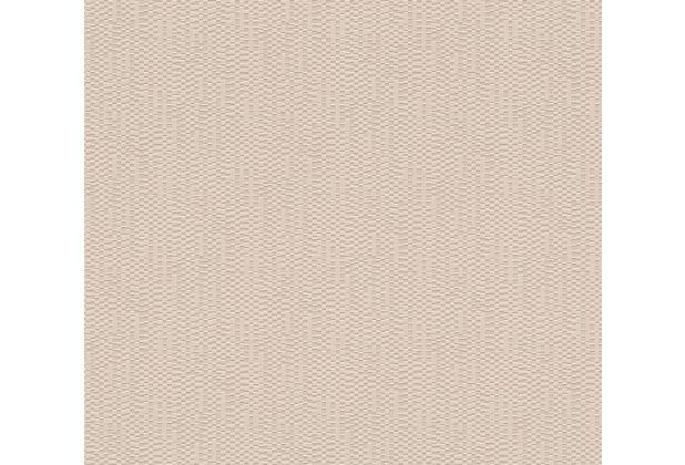 AS Création Unitapete Strukturtapete Urban Life Vliestapete beige metallic 326583 10,05 m x 0,53 m