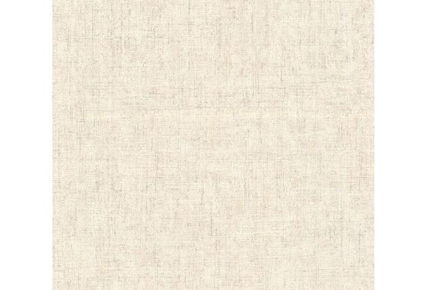 AS Création Vintage Unitapete Borneo Tapete beige creme metallic 322618 10,05 m x 0,53 m