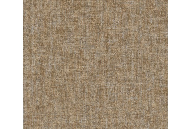 AS Création Vintage Unitapete Borneo Tapete braun metallic 322617 10,05 m x 0,53 m