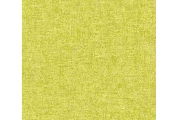AS Création Vintage Unitapete Borneo Tapete grün metallic 322615 10,05 m x 0,53 m