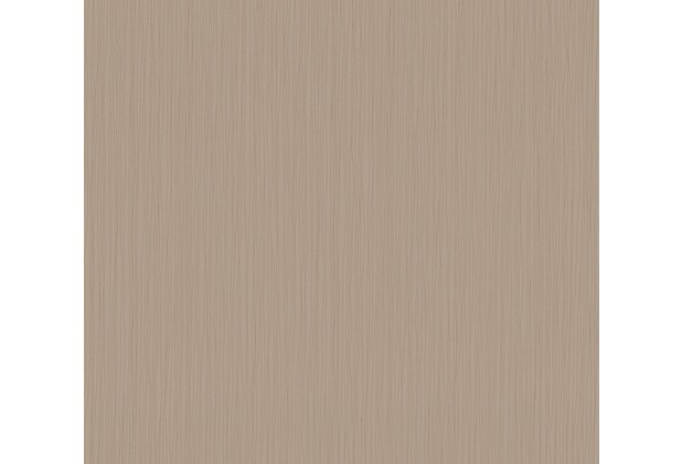AS Création Vliestapete Authentic Walls 2 Tapete Uni braun 785510 10,05 m x 0,53 m