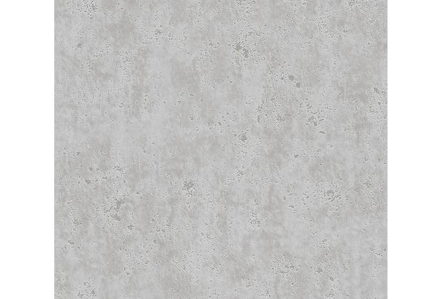 AS Création Vliestapete Beton Concrete & More Tapete in Vintage Beton Optik grau 366004 10,05 m x 0,53 m