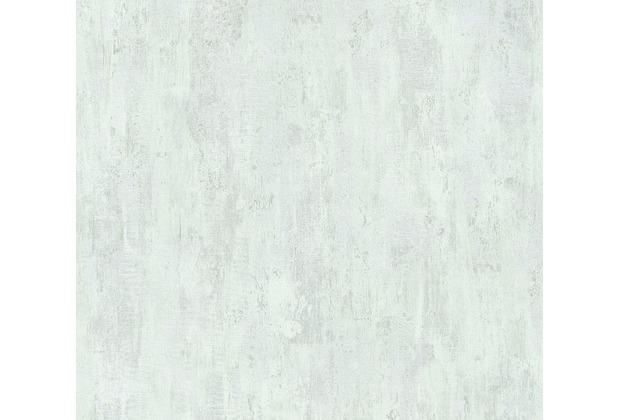 AS Création Vliestapete Beton Concrete & More Tapete in Vintage Beton Optik grau metallic 364933