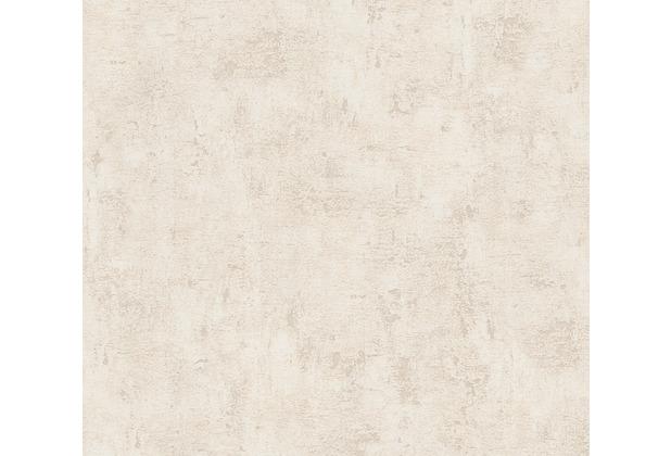 AS Création Vliestapete Blooming Tapete in Vintage Optik beige 224057 10,05 m x 0,53 m