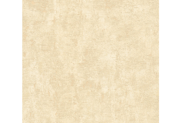 AS Création Vliestapete Blooming Tapete in Vintage Optik beige creme 230737 10,05 m x 0,53 m