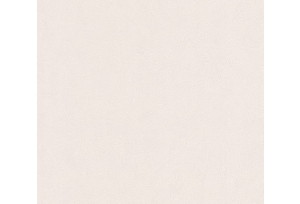 AS Création Vliestapete Blooming Tapete Uni creme beige 372692 10,05 m x 0,53 m
