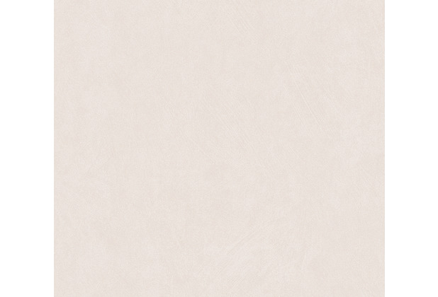 AS Création Vliestapete Blooming Tapete Uni grau beige 372693 10,05 m x 0,53 m