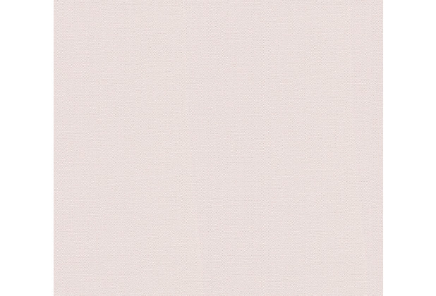 AS Création Vliestapete Blooming Tapete Uni rosa 372686 10,05 m x 0,53 m