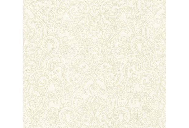 AS Création Vliestapete Boho Love Tapete metallic creme beige 364581 10,05 m x 0,53 m