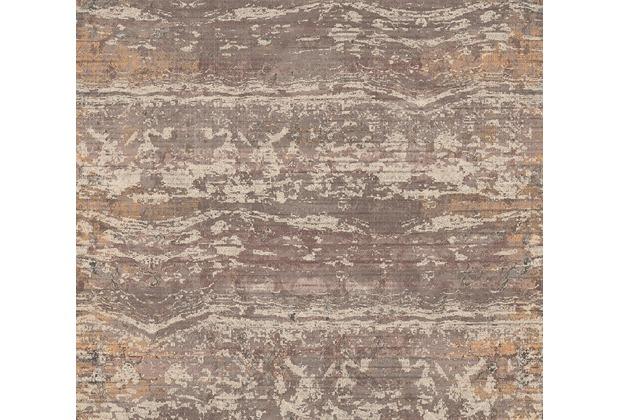 AS Création Vliestapete Character Tapete in Vintage Optik beige braun creme 367744 10,05 m x 0,53 m