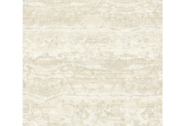 AS Création Vliestapete Character Tapete in Vintage Optik beige creme weiß 367741 10,05 m x 0,53 m