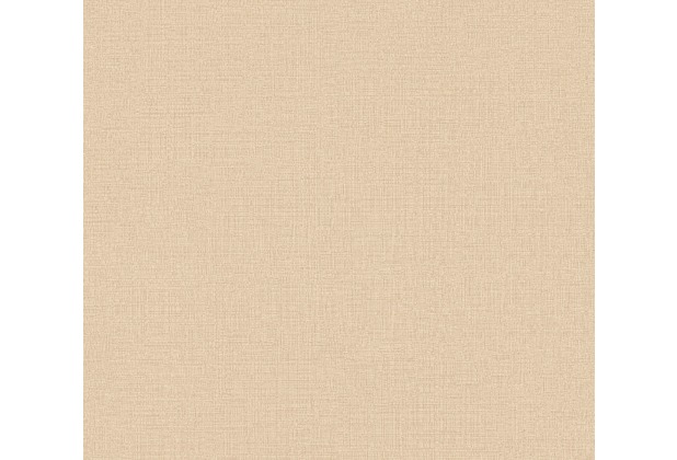 AS Création Vliestapete Character Tapete Uni beige 367778 10,05 m x 0,53 m